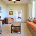 Kite Beach Cabarete Apartment Living Room
